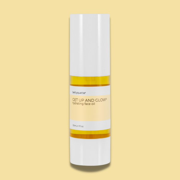 Bettyquette Get Up And Glow hydrating face oil