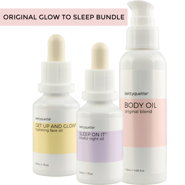 bundle up and save with the bettyquette natural skin care collections
