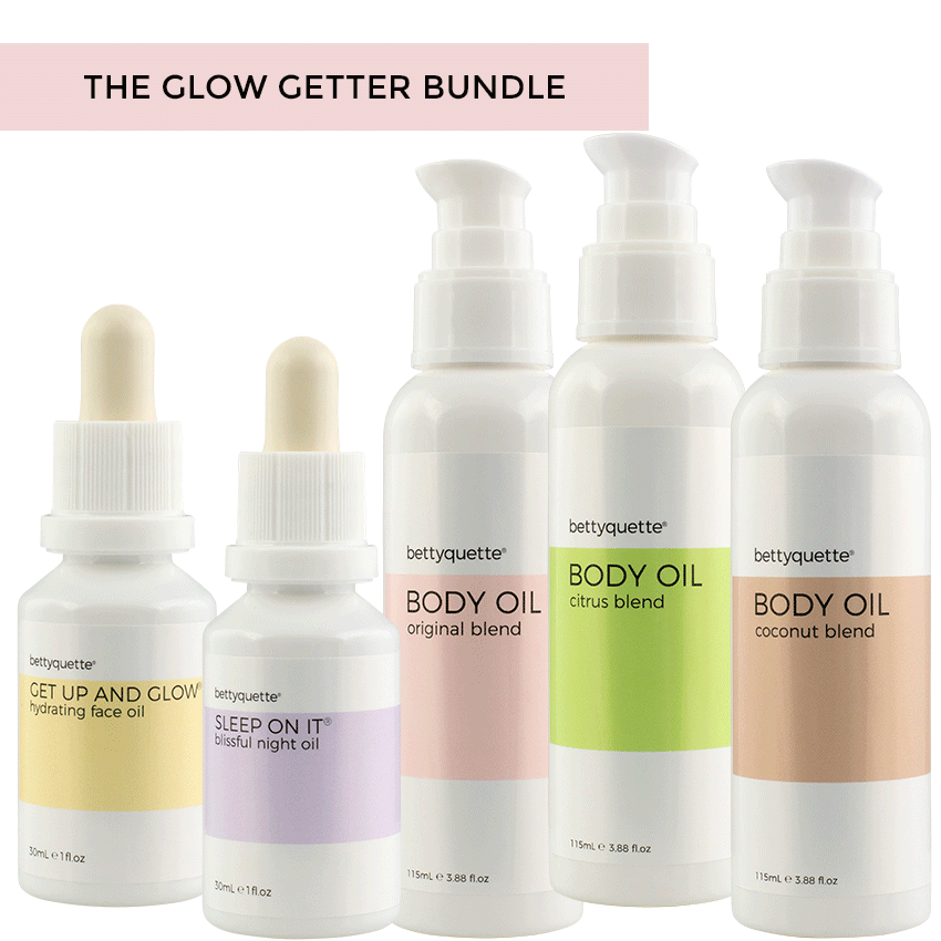 limited edition christmas glow getter bundle by bettyquette