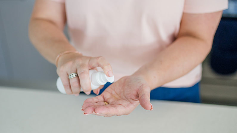 suffering from dry hands? These tips will help