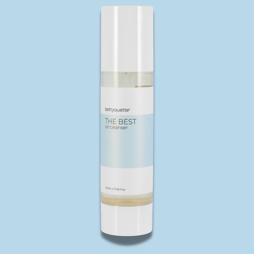 The Best Oil Cleanser Bettyquette